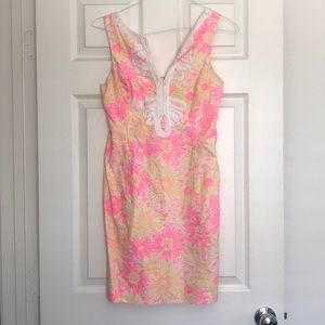 MOVING SALE! Lilly pulitzer dress Janice 4 dress